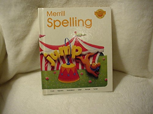 9780675023269: Spelling:Pupil.Ed: Grade 3