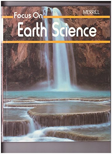 9780675026710: Focus on Earth Science