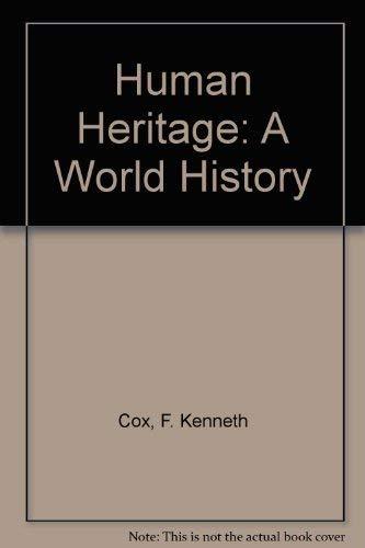 9780675028905: Human Heritage: A World History