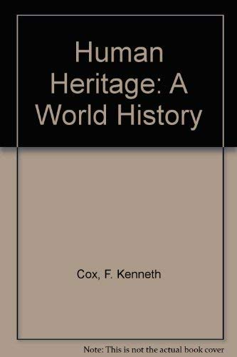 9780675028905: Human Heritage: A World History