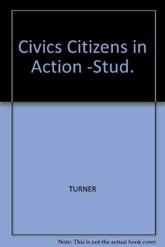 9780675028974: Civics Citizens in Action -Stud.