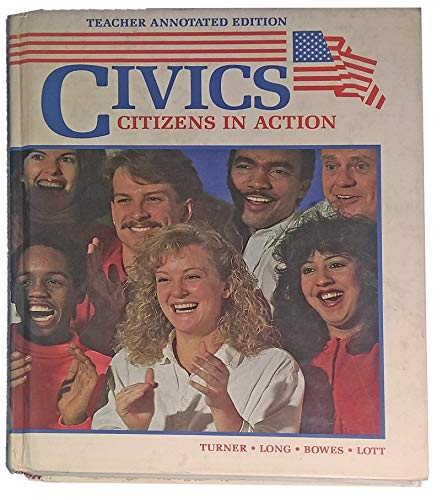 9780675028981: Civics Citizens In Action Teacher Annotated Edition