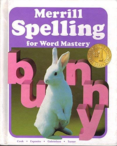 9780675042086: Merrill Spelling for Word Mastery (Grade 2)