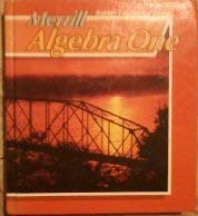 9780675054775: Merrill Algebra One Teacher's Annotated Edition