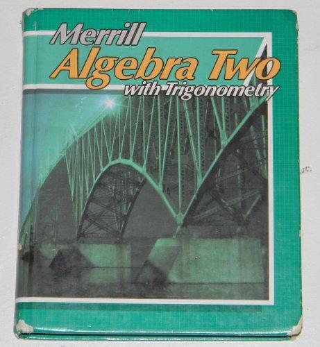 9780675054850: Algebra Two With Trigonometry