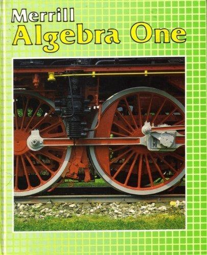 Merrill Algebra One