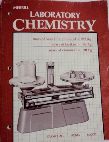 9780675064071: Laboratory Chemistry