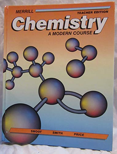 9780675064255: Chemistry: A Modern Course TE