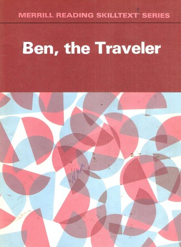 9780675065498: Ben, the Traveler (Merrill Reading Skilltext Series)