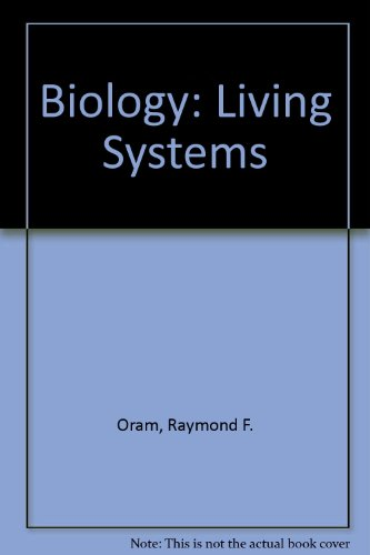 9780675070003: Biology Living Systems