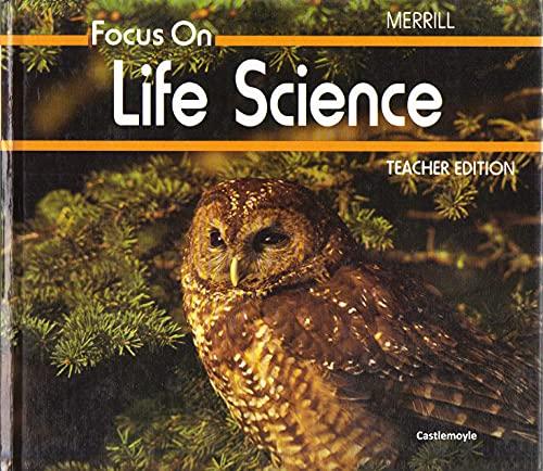 9780675074278: Focus on Life Science Teachers Edition