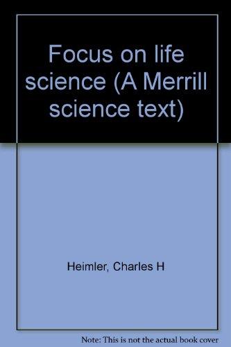 Focus on Life Science: Charles H. Heimler;