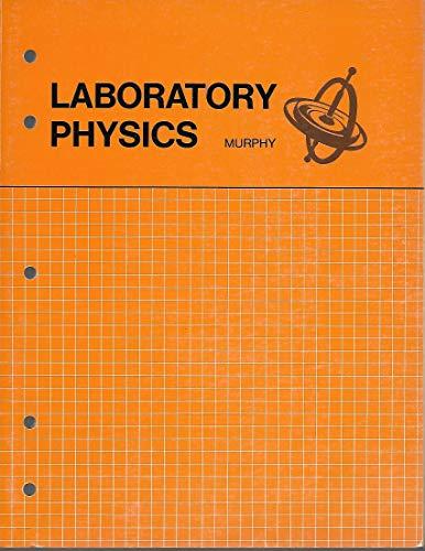9780675074933: Laboratory Physics