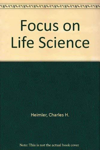9780675077415: Focus on Life Science