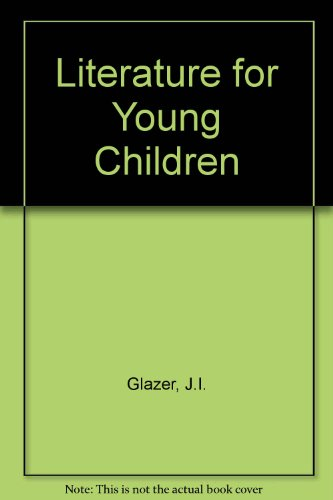 9780675080392: Literature for young children