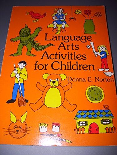 9780675081344: Language arts activities for children