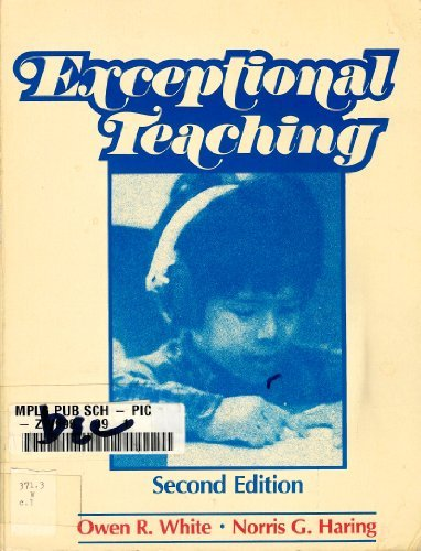 9780675081566: Exceptional teaching