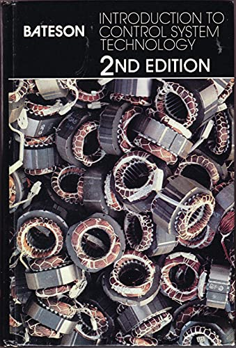 9780675082556: Introduction to control system technology (Merrill's international series in electrical and electronics publications)