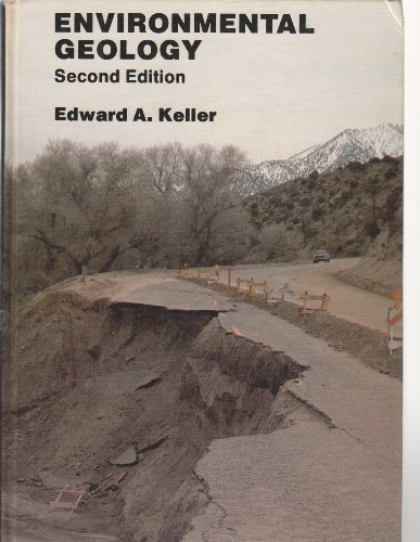 9780675082969: Environmental Geology