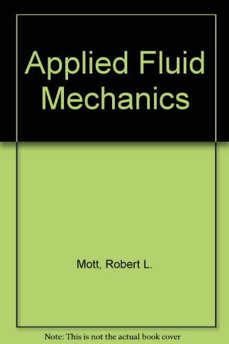 9780675083058: Applied Fluid Mechanics