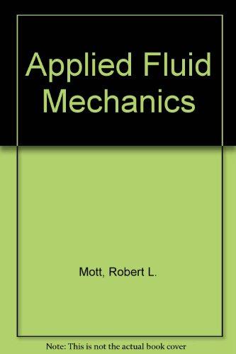 9780675083058: Applied Fluid Mechanics