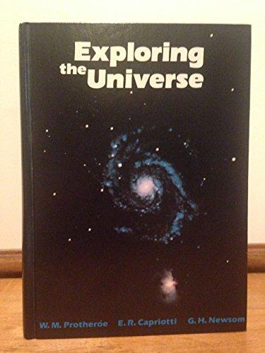 9780675083133: Exploring the universe