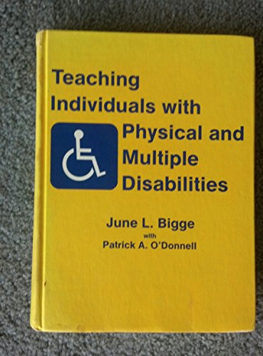 9780675085274: Teaching Individuals with Physical and Multiple Disabilities