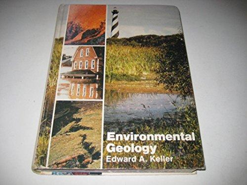 9780675086172: Environmental Geology