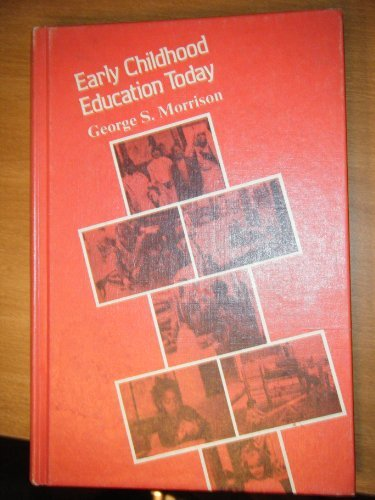 9780675086196: Early childhood education today