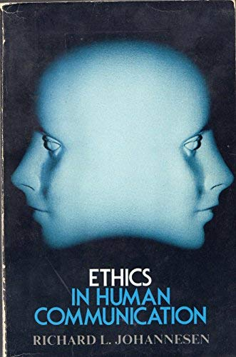 9780675087483: Ethics in human communication