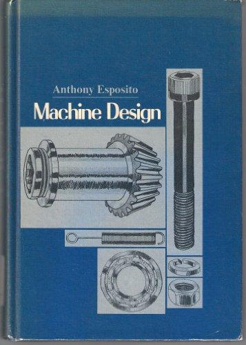 9780675087599: Machine design