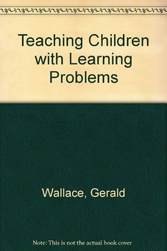 Teaching children with learning problems: Gerald Wallace