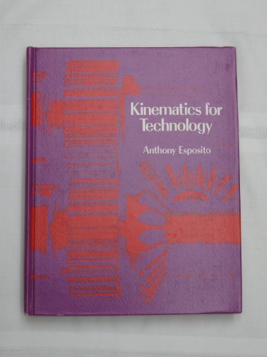 9780675090056: Kinematics for technology