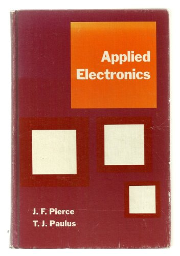 9780675091398: Applied Electronics