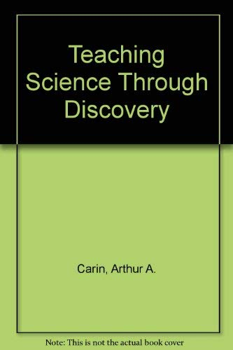 9780675093484: Teaching Science Through Discovery