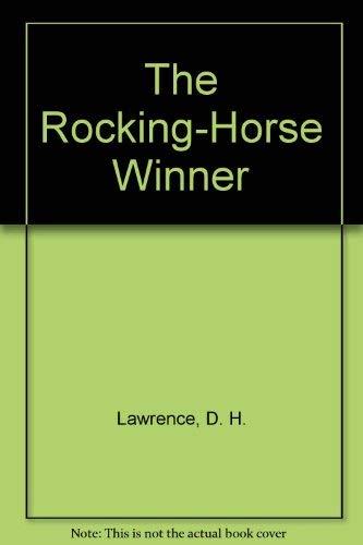 9780675094450: The Rocking-Horse Winner (The Merrill literary casebook series)