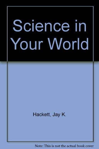 9780675162241: Science in Your World