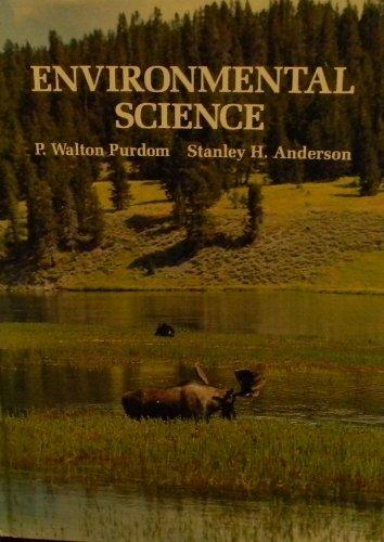 9780675200097: Environmental Science: Managing the Environment