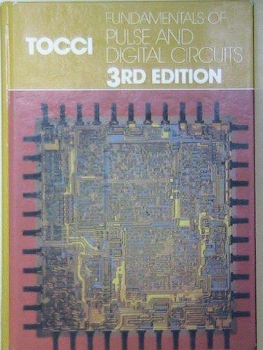 9780675200332: Fundamentals of Pulse and Digital Circuits (3rd Edition)