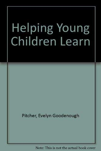 9780675201193: Helping Young Children Learn