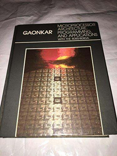8085 microprocessor ramesh gaonkar ebook pdf download