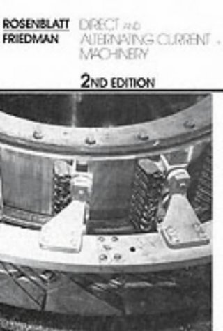 9780675201605: Direct and Alternating Current Machinery (2nd Edition)