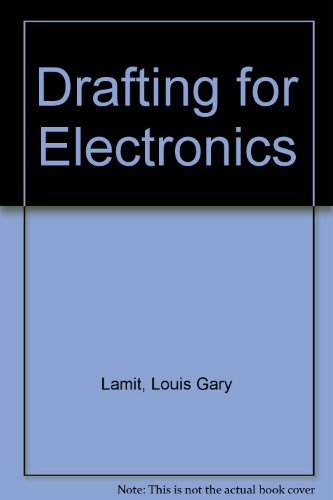 9780675202008: Drafting for Electronics (Merrill's international series in electrical and electronics technology)