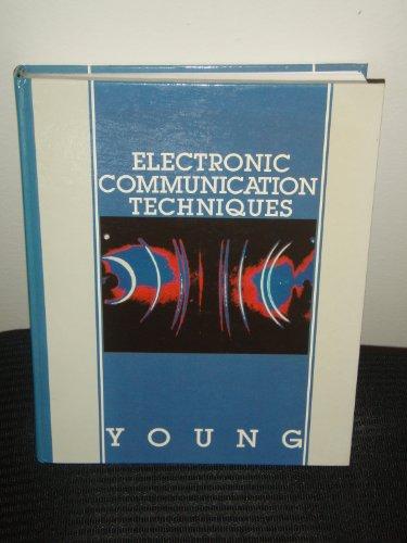 9780675202022: Electronic Communication Techniques