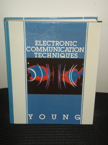 9780675202022: Electronic communication techniques (Merrill's international series in electrical and electronics technology)