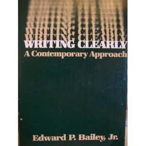 9780675202695: Writing Clearly: A Contemporary Approach