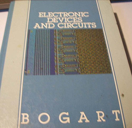 9780675203173: Electronic Devices and Circuits