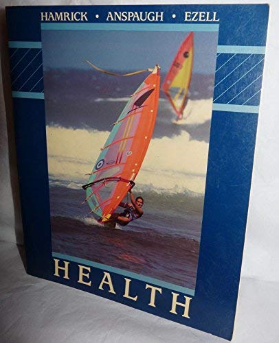 Health 9780675203203 Book by Hamrick, Michael
