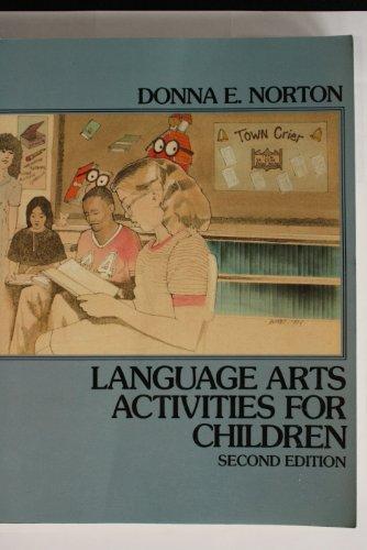 9780675203449: Language Arts Activities for Children