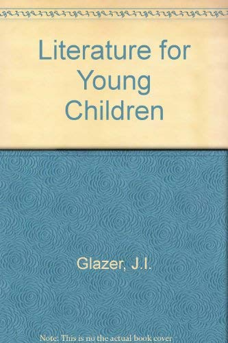9780675203982: Literature for Young Children